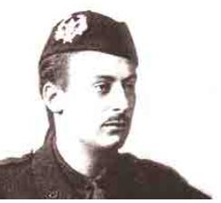 Major Patrick Hardinge