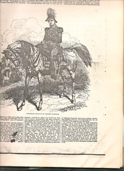 Viscount Hardinge returns to Penshurst