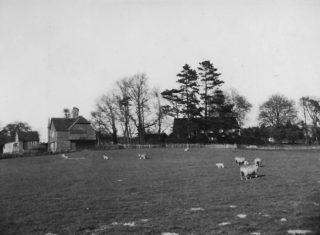 Doubleton Farmhouse 1950s