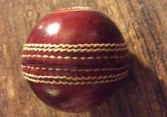 The Duke cricket ball