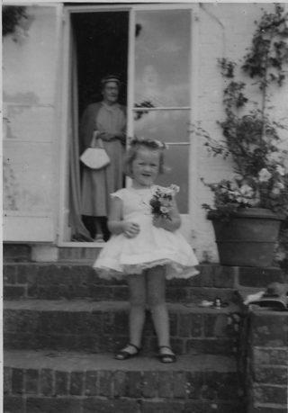 LH at Doubleton 1950s