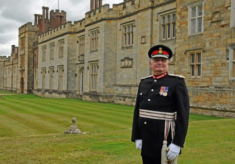 Lord de L'Isle talks about living at Penshurst Place